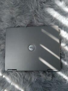 "Dell Latitude D600 Windows 7 512MB RAM 14.1"" screen. Old School heaven!"