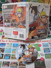 Nintendo Wii:Naruto Shippuden - Dragon Blade Chronicles [TOP] SANS NOTICE - Fr