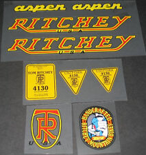 Ritchey Aspen decal set (sku 338)