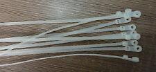 100 PCS Mount Nylon Cable Tie (White) 3.6x200mm(WxL)