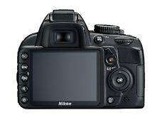 Nikon D D3100 14.2MP Digital SLR Camera - Black  body only