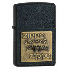 Zippo Zippo Zippo Zippo, 362 Emblem +Wick +Flints