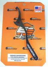 Enduro Engineering Shock Spanner Wrench WP Shocks Plastic Single Collar KTM
