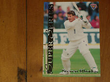 CRICKET - STEVEN RHODES - *RARE-  FUTERA SUPER SERIES CARD - 1994 MINT