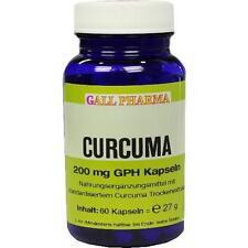 CURCUMA 200 mg Kapseln 60 St