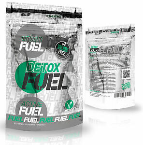 Urban Fuel Detox Very Strong Colon Cleanser Slimming Weight Loss Diet Aid Pills