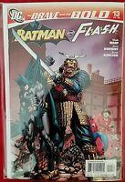 °THE BRAVE & THE BOLD #13° US DC 2008 Batman & The Original Flash von Mark Waid