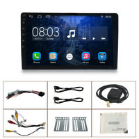 "Android 9.1 Double 2Din 10""Car FM MP5 Player Touch Screen Stereo Radio Bluetooth"