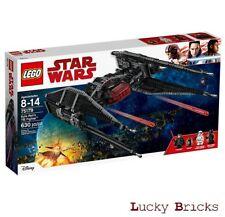 LEGO® Star Wars™ - 75179 Kylo Ren's TIE Fighter + NEU + Stormtrooper BB-9E Pilot