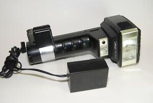 Metz 45 CT-5 Handle Mount Flash w/ charger