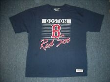 MITCHELL & NESS MLB BOSTON RED SOX TRADITIONAL FIT T-SHIRT SIZE M
