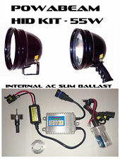 "70w HID Kit to suit Powabeam 175 (7""), 245 (9"") Handheld and Remote Lights"