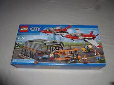 NEW IN BOX LEGO SET CITY AIRPORT AIR SHOW 60103 NIB 670 PCS AGES 6-12