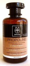 APIVITA PROPOLINE Anti-Dandruff Shampoo for Oily Hair Cedar & Propolis 250 ml