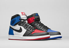 2016 Nike Air Jordan 1 Retro High OG Top 3 Mens Size 10. 555088-026 banned royal