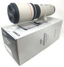 Canon EF USM 400mm f/5.6L - UK entrega al día siguiente