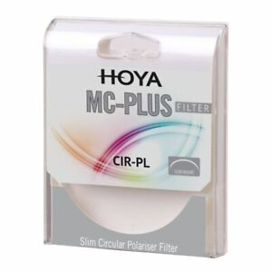 Hoya 62mm MC PLUS CIRCULAR POLARISING FILTER