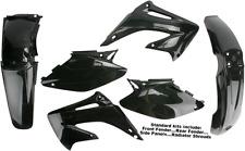 ACERBIS plastique KIT PLASTIQUE NOIR KAWASAKI KX250F KX 250F 06 07 08