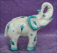 Alter Keramik Elefant Fritz Hudler 20 - er Jahre