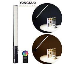 Yongnuo YN360 III Bi-color 3200-5500K RGB Pro Handheld Stick LED Video Light New