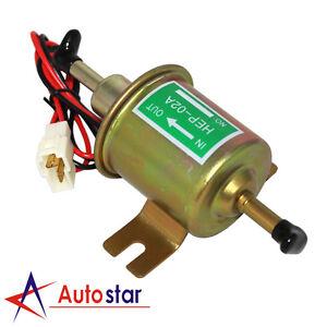 New Universal 12V Electrical Fuel Priming Pump HEP-02A AU