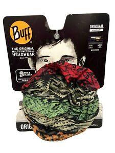 BUFF Headwear National Geographic Mitla Mask Face Multifunctional NAT GEO Gaiter