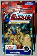 Mobile Suit Gundam 0083 Stardust Memories Gp-02 Figure (New) Free S/H Bandai