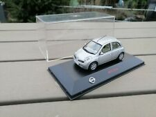 NISSAN MICRA MK12  Silver J-COLLECTION 1:43 1/43   new in OVP (ZZZ)