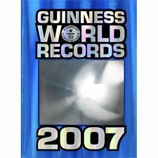Guinness World Records 2007 (Guinness Book of Records)