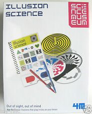 SCIENCE MUSEUM - ILLUSION SCIENCE - BRAND NEW IN SEALED BOX!!
