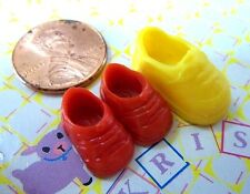 Kelly Happy Family Toddler Liddle Kiddle Doll Clothes *Teeny Tiny Mini Shoes*