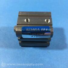 New listing Bimba Ef-1615-B Pneumatic Cylinder Fnip