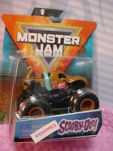 2020 MONSTER JAM Trucks SCOOBY-DOO  Brown DogRUFF CROWD Spin Master s10