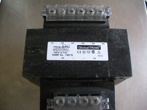 350va transformer GlobalTran Micron  B350-1324-GAF  575/460/400/230/200 x 115