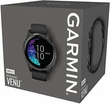 Garmin Venu, GPS Smartwatch with Bright Touchscreen Display, Features Music, Bod