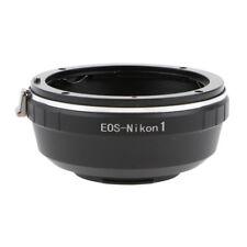 EOS-NIKON 1 Adapter Ring for Canon EOS EF EF-S Lens to Nikon 1 J1 V1 Body