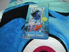 Disney Finding Dory  Beach Swim Towel 28 x 58