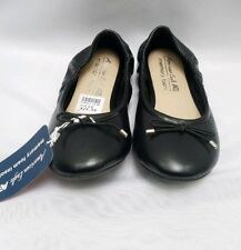 American Eagle by Payless Girls Black Ballet Flats Size 13