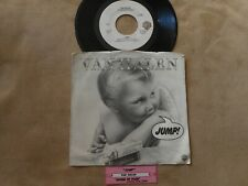 "VAN HALEN ""JUMP"" / ""HOUSE OF PAIN"" 7"" 45 PICTURE SLEEVE W/ JUKEBOX TITLE STRIP"