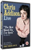 Nuovo Chris Addison - Live DVD