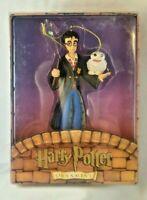 Harry Potter with Hedwig Christmas Ornament 2000 Kurt S Adler