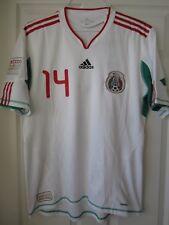 Adidas Mexico Limited Edition Soccer Jersey Rare #333/10000 Chicharito El Tri XL