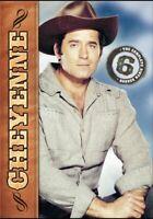 Cheyenne: The Complete Sixth Season (Season 6) (4 Disc) DVD NEW