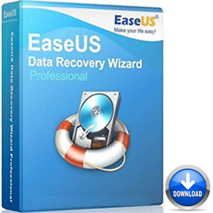EaseUs Data Recovery Wizard Professional |Lifetime License |Full Version