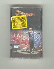 Ozz-Fest Vol. 1 Live (Ozzy Osbourne) ozzfest 3-D 3D hologram cover Cassette NEW