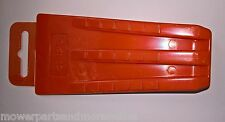 1 Plastic Chainsaw Pocket Size Falling, Felling Wedges, 5-1/2 Inch Plastic Wedge
