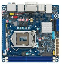 Intel BLKDH77DF Chipset-Intel H77 Socket-LGA1155 16Gb 24Pin Mini ITX Motherboard