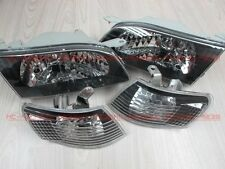 Headlight Corner Lights for 98 99 00 01 02 TOYOTA Corolla sedan AE110 E110 BK#m8