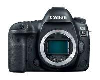 Canon EOS 5D Mark IV Camera Body Only (Originally from Jessops UK)🇬🇧