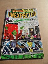 Tales of the Unexpected 94 . DC  1966 -    VG / FN
